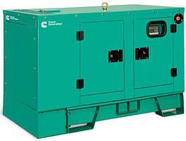 Дизельная  электростанция  Cummins  C55  D5L*