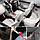 Cветодиодная RGB лента для подсветки салона автомобиля с пультом ДУ 4 шт по 18 лед ELITE LUX EL-1228, фото 8