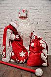 Костюм для аниматора Дед Мороз люкс (300.02), фото 3