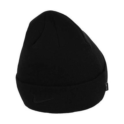 Шапка зимняя Nike Inter Dry Beanie CK2287-010 Черный, фото 2
