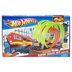 Hot Wheels трек Хот вілс Multiple Loop і машинка Hot Wheels