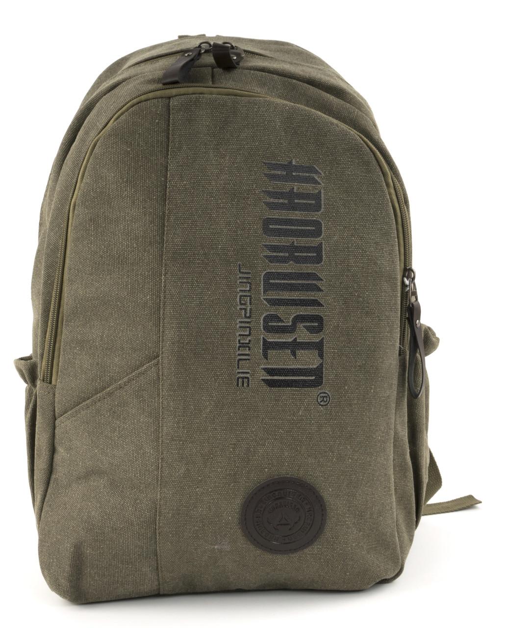 Спортивный мужской рюкзак  art. 5813 хаки
