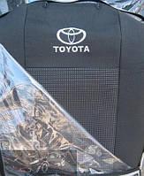 Чехлы на сидения Toyota Yaris седан с 2006 г.в.