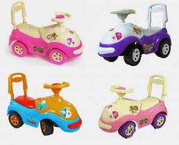 Дитячі машинки-каталки , толокари, мотоцикли-каталки