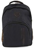 Спортивный мужской рюкзак  art. 5821 черный, фото 1