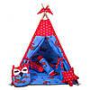 """Вигвам комплект """"Spider-Man"""" с подушкой"""
