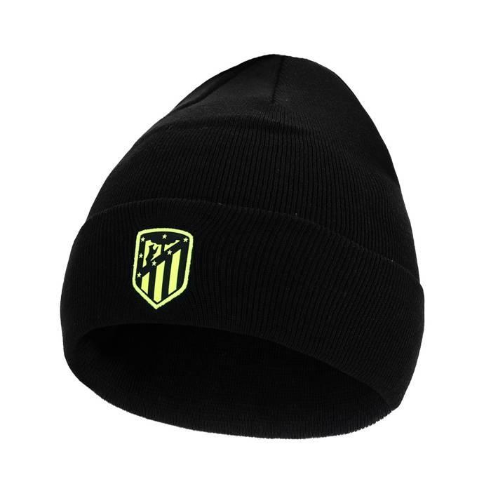 Шапка Nike Atletico Madrid Beanie Dry DA1698-010 Черный