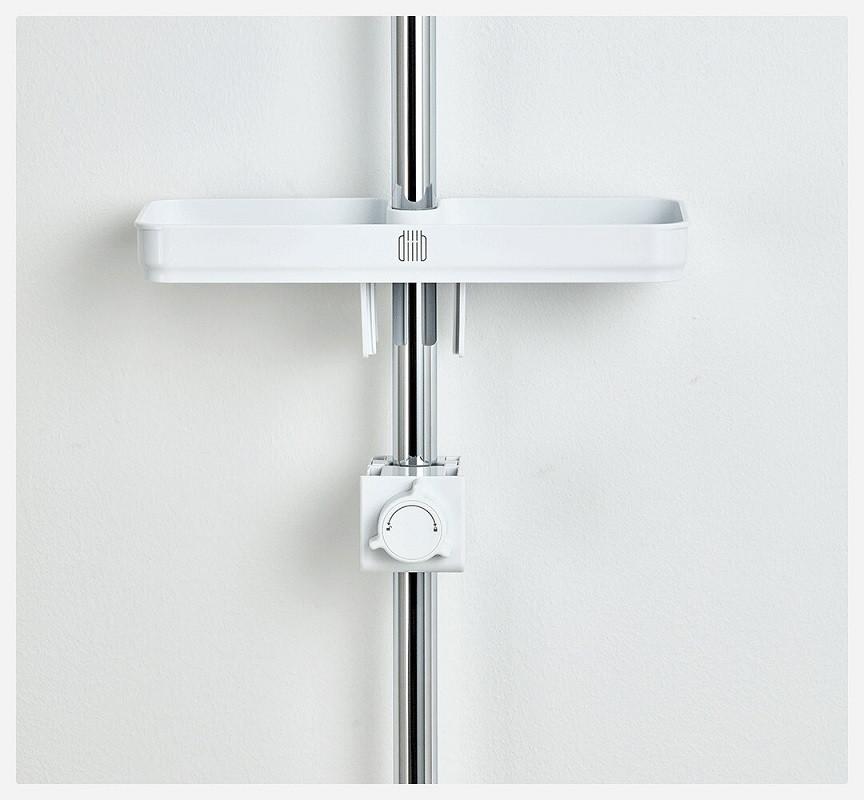 Портативная полочка для ванной комнаты Xiaomi Mijia Dabai white