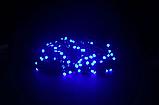 Светодиодная Гирлянда XMas LED 200 B-4 Синяя (2981) Новогодние гирлянды, фото 2