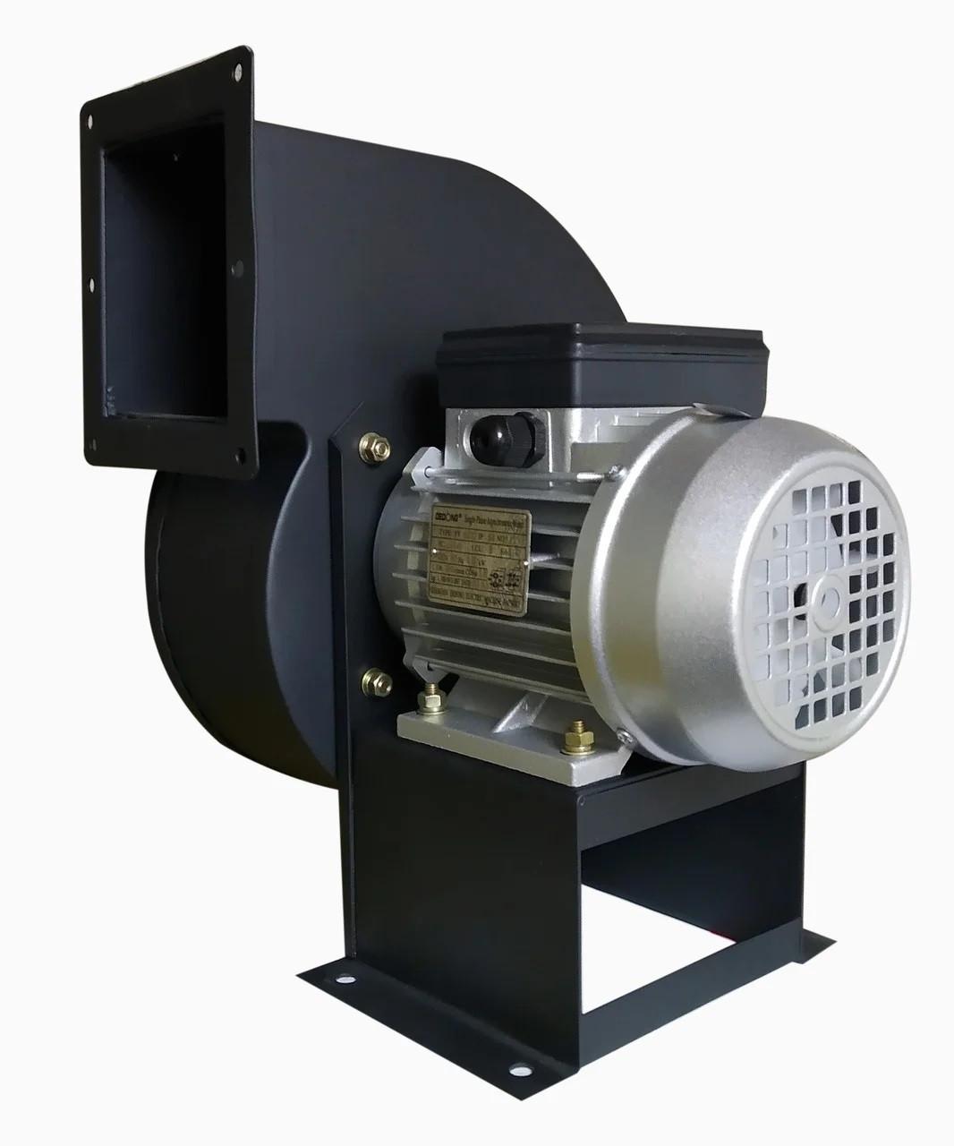 Вентилятор улитка центробежный Turbo DE 160 220В для турбо булерьяна