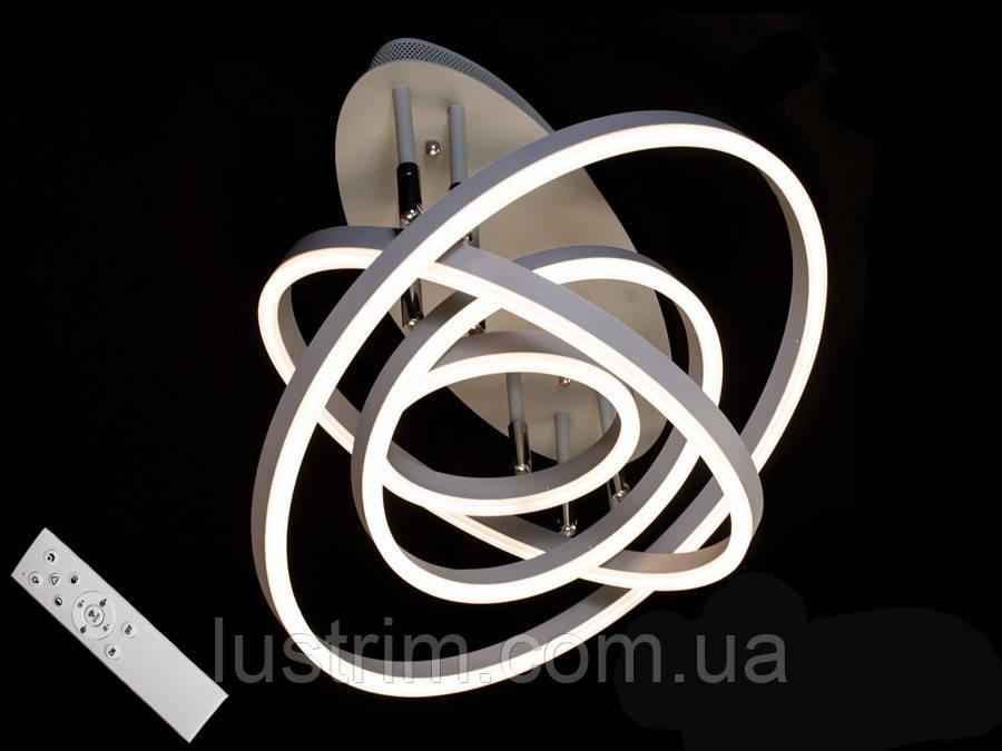 Светодиодная люстра с диммером, 120W