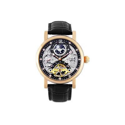 Часы Brücke J055 Black-Cuprum