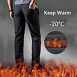Softshell брюки для туризма и повседневного ношения реплика ESDY Sport, фото 4