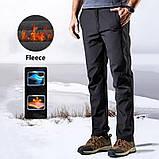 Softshell брюки для туризма и повседневного ношения реплика ESDY Sport, фото 5