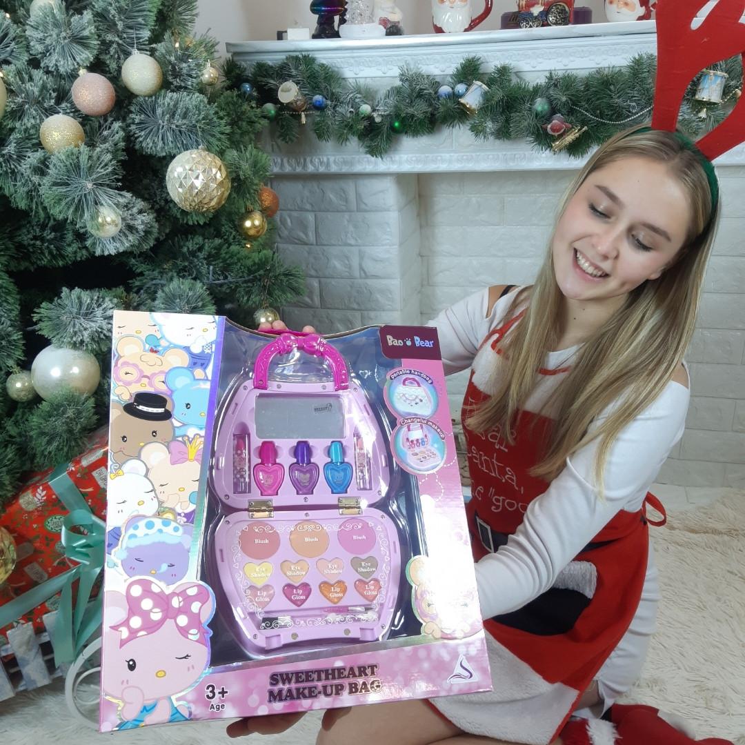Набор детской косметики сумка кейс