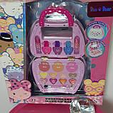Набор детской косметики сумка кейс, фото 2