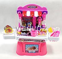 Детский набор кондитера продукты магазин мини кондитерская для детей