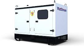 Дизельный  генератор  WattStream  WS65-PS-O