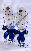Свадебные бокалы BO 030