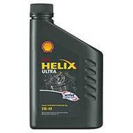 SHELL  5W40 Helix Ultra (сер.) 1 л.(шелл)