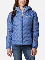 Куртка пуховая женская Columbia Delta Ridge Down Hooded Jacket 1875931-458