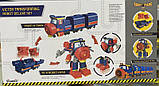 Игровой набор Silverlit Robot Trains Виктор (оригинал), фото 2