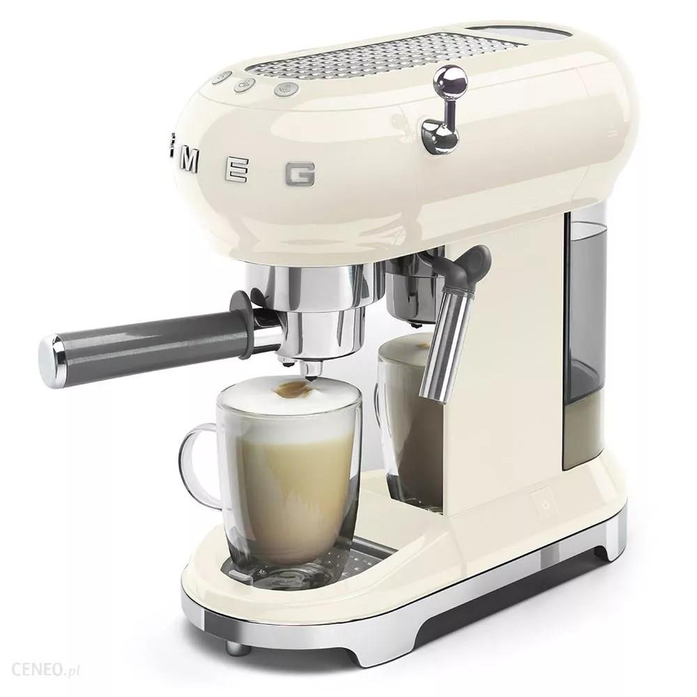 Ріжкова кавоварка еспресо SMEG ECF01CREU