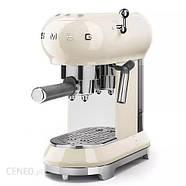 Ріжкова кавоварка еспресо SMEG ECF01CREU, фото 4