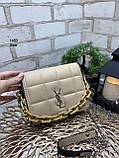 Клатч зі штучної шкіри якості люкс арт.1653, фото 6