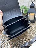 Клатч из искусственной кожи качества люкс арт.1653, фото 9