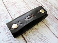 Ключница с карабинами Рыбка, фото 1
