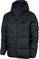 Оригінальна чоловіча пухова куртка Nike NSW DOWN FILL SHIELD JACKET (CU4410-010), фото 1