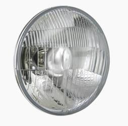 Фара головного світла Ø 144 мм на ВАЗ 2106, 2103 Wesem RE.38307  ближнє, дальнє світло, габарит