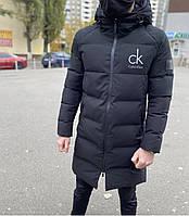 Мужская брендовая куртка-пальто Calvin Klein 44 46 48