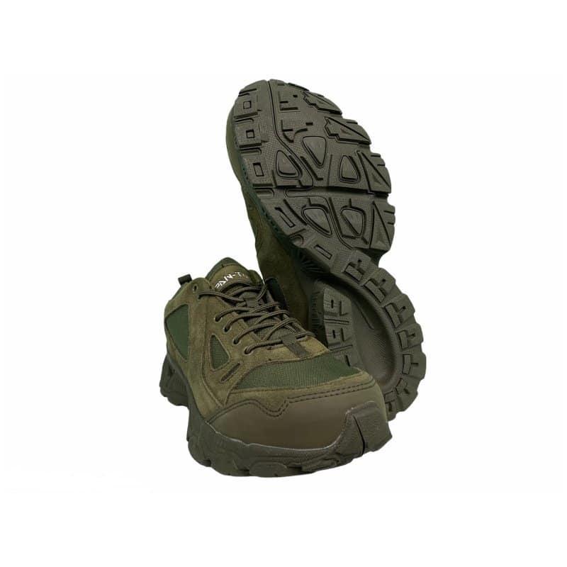 Тактические кроссовки PAN-TAC осень/весна в расцветке олива