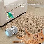 Интерактивная умная убегающая смарт-игрушка для собак и кошек, фото 6