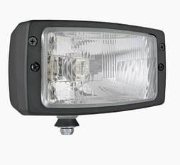 Фара головного світла 184х102х110 мм на ВАЗ 2110 Wesem RE.25777 в корпусе ближнє, дальнє світло, габарит
