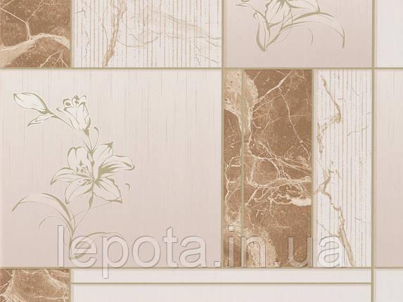 Обои бумажная мойка В56.4 Малахит 6557-01, фото 2