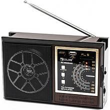 FM-Радіоприймач Golon RX-99UAR, MP3 програвач, SD, USB підтримка