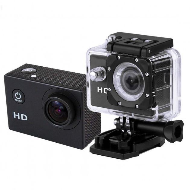 Экшн камера NEW FULL Waterproof Action Camera