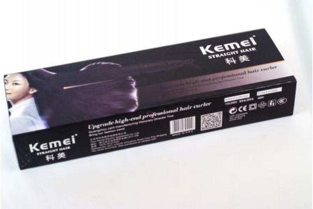 Утюжок Kemei ZGQ-KM 289S (30)