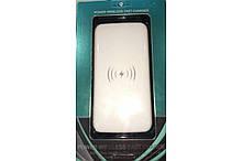 Зовнішній акумулятор з бездротовою зарядкою Wireless бездротовий 890