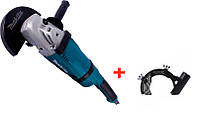 Угловая шлифмашина Makita GA9030RF01 + насадка Mechanic для УШМ Air Duster 230 GA9030RF01X, КОД: 2367528