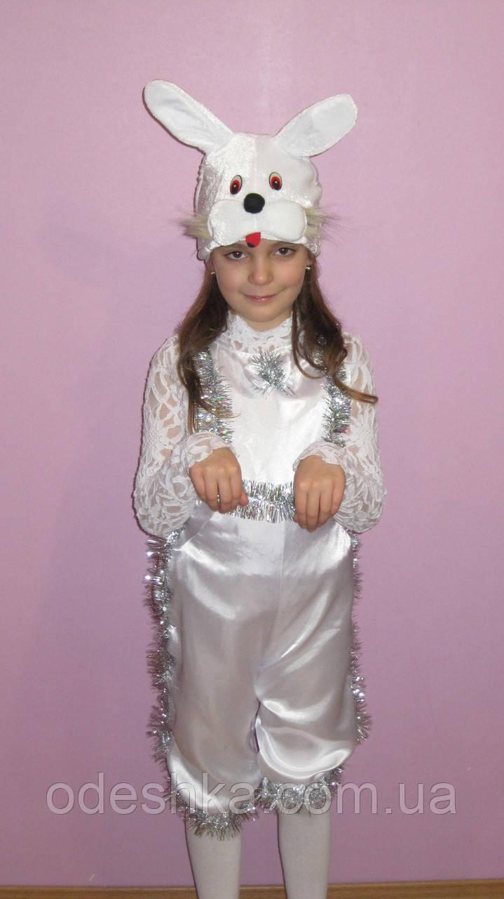 Детский новогодний костюм Зайчика: продажа, цена в ... - photo#17