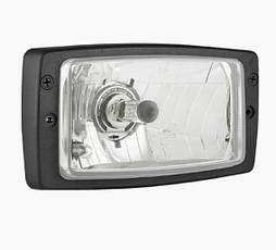 Фара головного світла 184х102х99 мм Wesem PES1.41910 ближнє, дальнє світло, габарит, без корпусу, з лампами