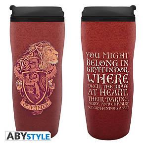 Термокружка HARRY POTTER Gryffindor (Гаррі Поттер)  355  мл