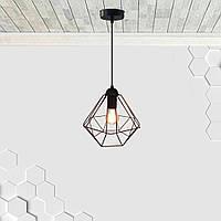 Подвесной светильник CLASSIC E27 чёрный