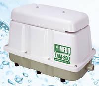 Миникомпрессор воздушный поршневой (воздуходувка) MEDO LAM-200