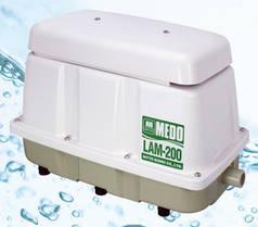 Компрессор воздушный поршневой (воздуходувка) MEDO LAM-200