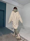 Шуба женская из искусственного меха, фото 4